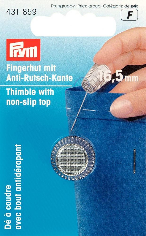 431863 Thimble 17mm - Bx 5
